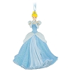 Disney Figure Ornament - Cinderella with Glass Slipper
