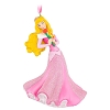 Disney Figure Ornament - Sleeping Beauty Aurora with Rose