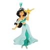Disney Figure Ornament - Jasmine with Genie Lamp