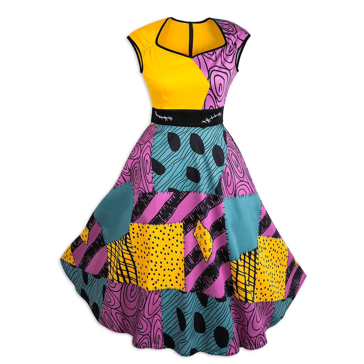 Disney Women\'s Dress - Nightmare Before Christmas Sally