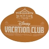 Disney Car Magnet - D-Tech On Demand - DVC - Beach Club Villas