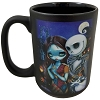 Disney Coffee Cup Mug - Jack and Sally by Jasmine Becket-Griffith