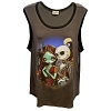 Disney Ladies Shirt - Jack and Sally Tank by Jasmine Becket-Griffith
