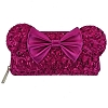 Disney Wallet by Loungefly - Minnie Mouse Magenta Sequin