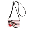 Disney Wallet - Mickey and Minnie Emoji