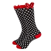 Disney Women's Socks - Minnie Mouse Knee Socks - Bow