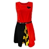 Disney Women's Dress - Queen of Hearts