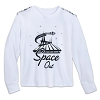 Disney Women's Shirt - Space Mountain Long Sleeve