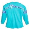 Disney Adult Shirt - Walt Disney World Spirit Jersey - Blue and Purple