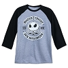 Disney Adult Shirt - Jack Skellington - Raglan Baseball Shirt