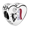 Disney Pandora Charm - Nightmare Before Christmas - Jack and Sally