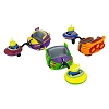 Disney Toy Story Land Toy - Alien Pullback Vehicles Set