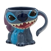 Disney Coffee Cup Mug - Stitch Figural - Ear Handle
