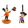 Disney Ornament Set - Mickey Mouse Memories - Mickey's Christmas Carol