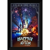 Disney Framed Giclee Print - Magic Kingdom Fireworks