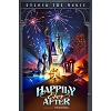 Disney Giclee Canvas - Magic Kingdom Fireworks - Happily Ever After