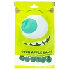 Disney Parks Candy - Monsters Inc - Sour Apple Balls - 6 oz Bag