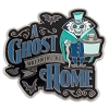 Disney Haunted Mansion Pin - Hatbox Ghost - Follow You Home