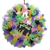 Disney Holiday Wreath - Minnie Mouse - Witch