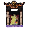 DISNEY 25 YEARS OF FRIGHT PIN - OOGIE BOOGIE & SALLY
