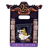 DISNEY 25 YEARS OF FRIGHT PIN - Zero