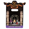 DISNEY 25 YEARS OF FRIGHT PIN - Mayor and Trio