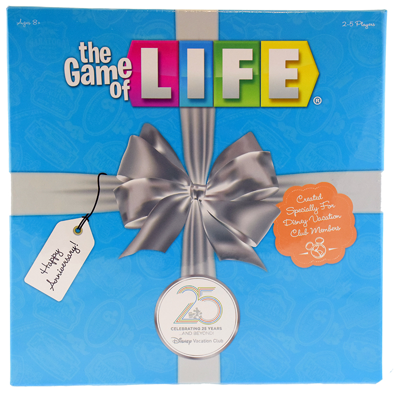 Disney Game - Game of Life - Disney Vacation Club