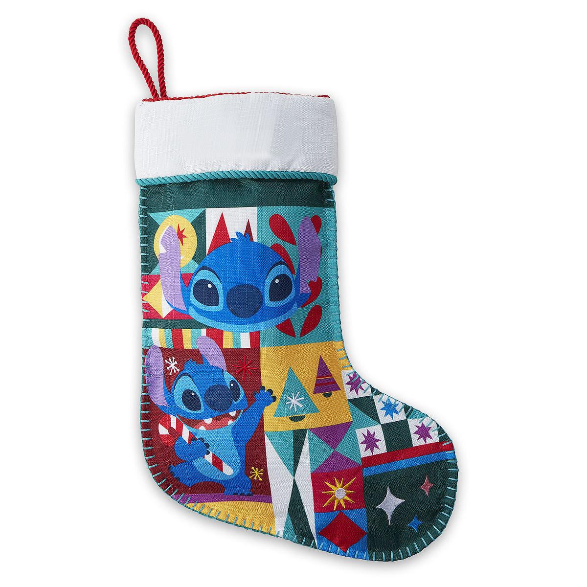 Disney Christmas Stocking Holiday Cheer Stitch