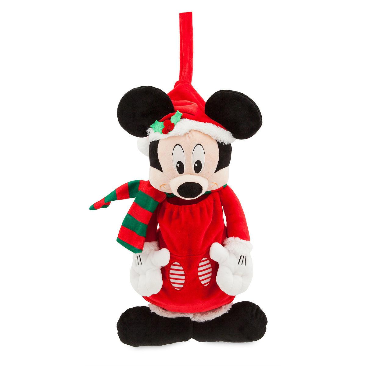 disney christmas stocking holiday cheer santa mickey mouse - Mickey Mouse Christmas Stocking
