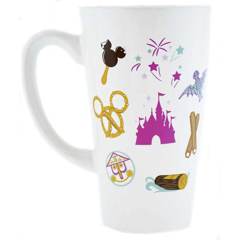 Disney Coffee Cup - Best Day Ever Latte Mug