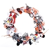 Disney Holiday Wreath - Jack and Sally - Duos