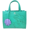 Disney Loungefly Crossbody Satchel - Princess Ariel with Shell Charm
