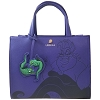 Disney Loungefly Crossbody Satchel - Ursula with Flotsam and Jetsam Eels