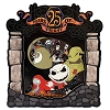 Disney Jumbo Pin - Nightmare Before Christmas - 25 Years Of Fright