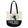 Disney Tote Bag - Tinker Bell - Faith Trust And Pixie Dust