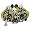 Disney Halloween Pin - 2018 Annual Passholder Vampire Mickey