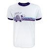 Disney Adult Shirt - Epcot Passport Logo - Ringer