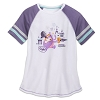 Disney Women's Shirt - Figment Raglan