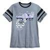 Disney Adult Shirt - Epcot Passport Logo - Football Ringer