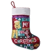 Disney Christmas Stocking - Holiday Cheer - Winnie the Pooh ''My 1st Christmas''