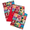 Disney Christmas Table Runner - Holiday Cheer - Santa Mickey Mouse and Friends