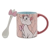 Disney Coffee Cup and Spoon Set - Marie - The Aristocats