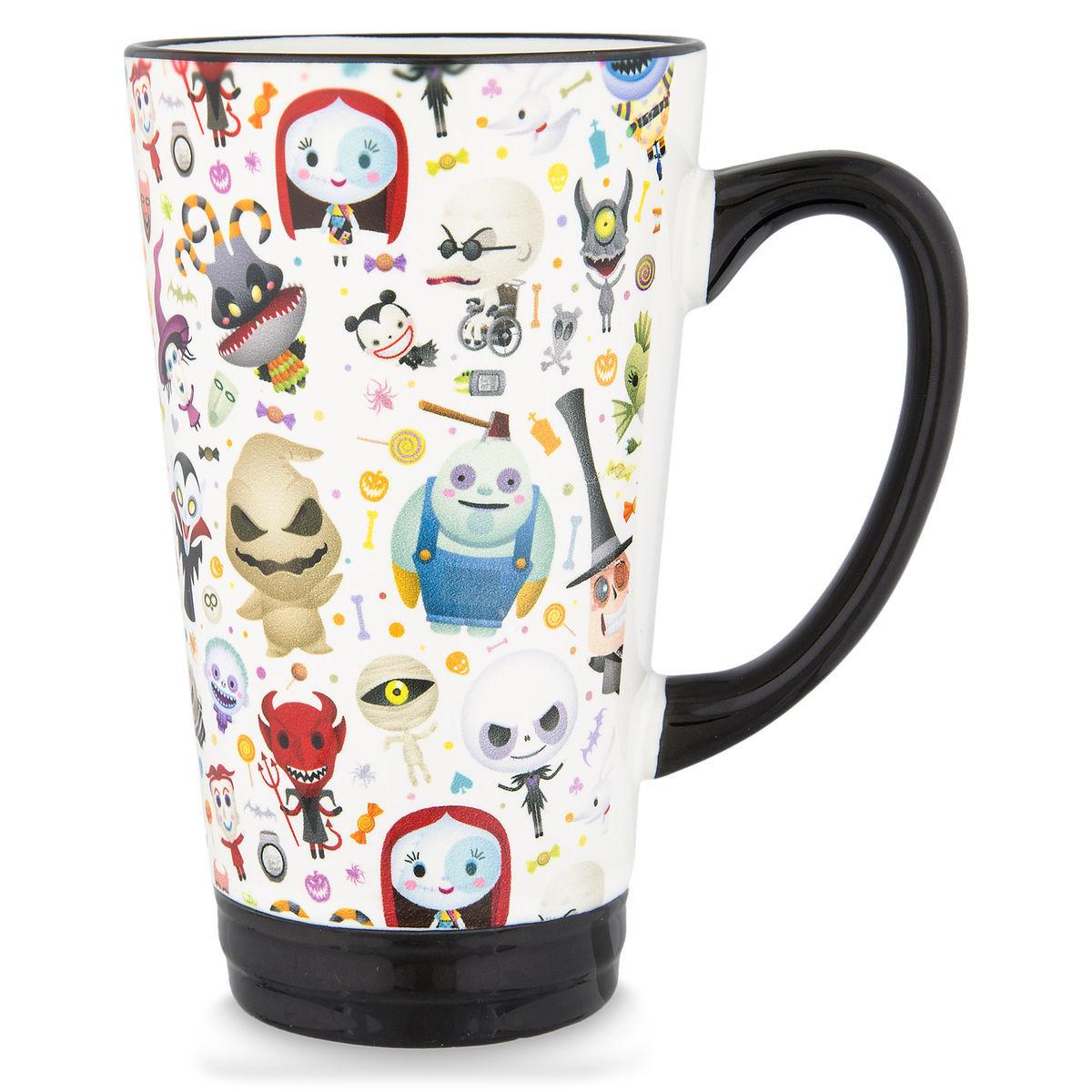 Nightmare Before Christmas Coffee Mug.Disney Coffee Cup The Nightmare Before Christmas By Maruyama