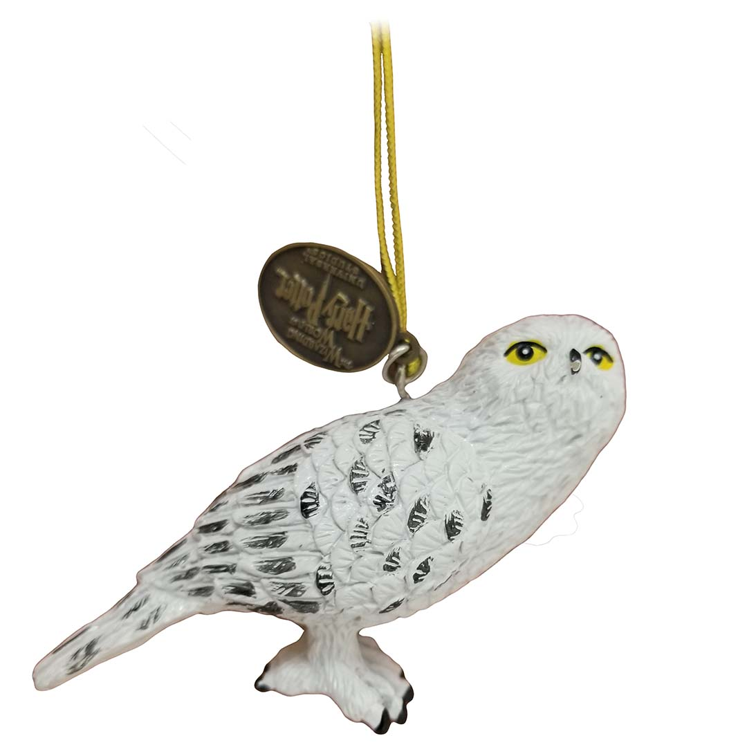 Universal Ornament - Harry Potter Hedwig Snowy Owl