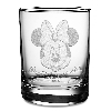 Disney Arribas Rocks Glass - Minnie Mouse - 14 oz