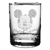 Disney Arribas Rocks Glass - Mickey Mouse - 14 oz