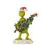 Universal Traditions by Jim Shore - Grinch Stealing Tree