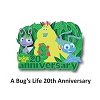 Disney Anniversary Pin - A Bugs Life 20th Anniversary