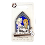 Disney Anniversary Pin - Frozen - 5th Anniversary