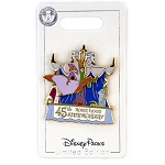 Disney Anniversary Pin - Robin Hood 45th Anniversary - Robin and Maid Marian